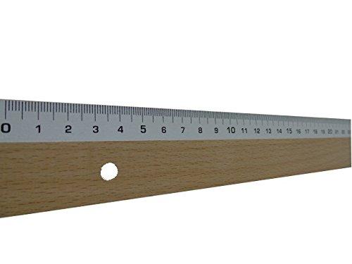 Faibo 51-60 - Regla de madera