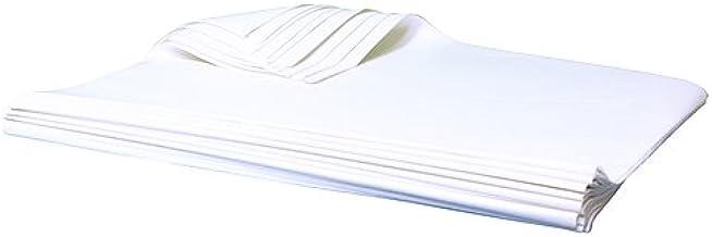 Makro Paper WT500 - Papel seda,  500 unidades divididas en 20 paquetes., 50 x 76 cm, blanco