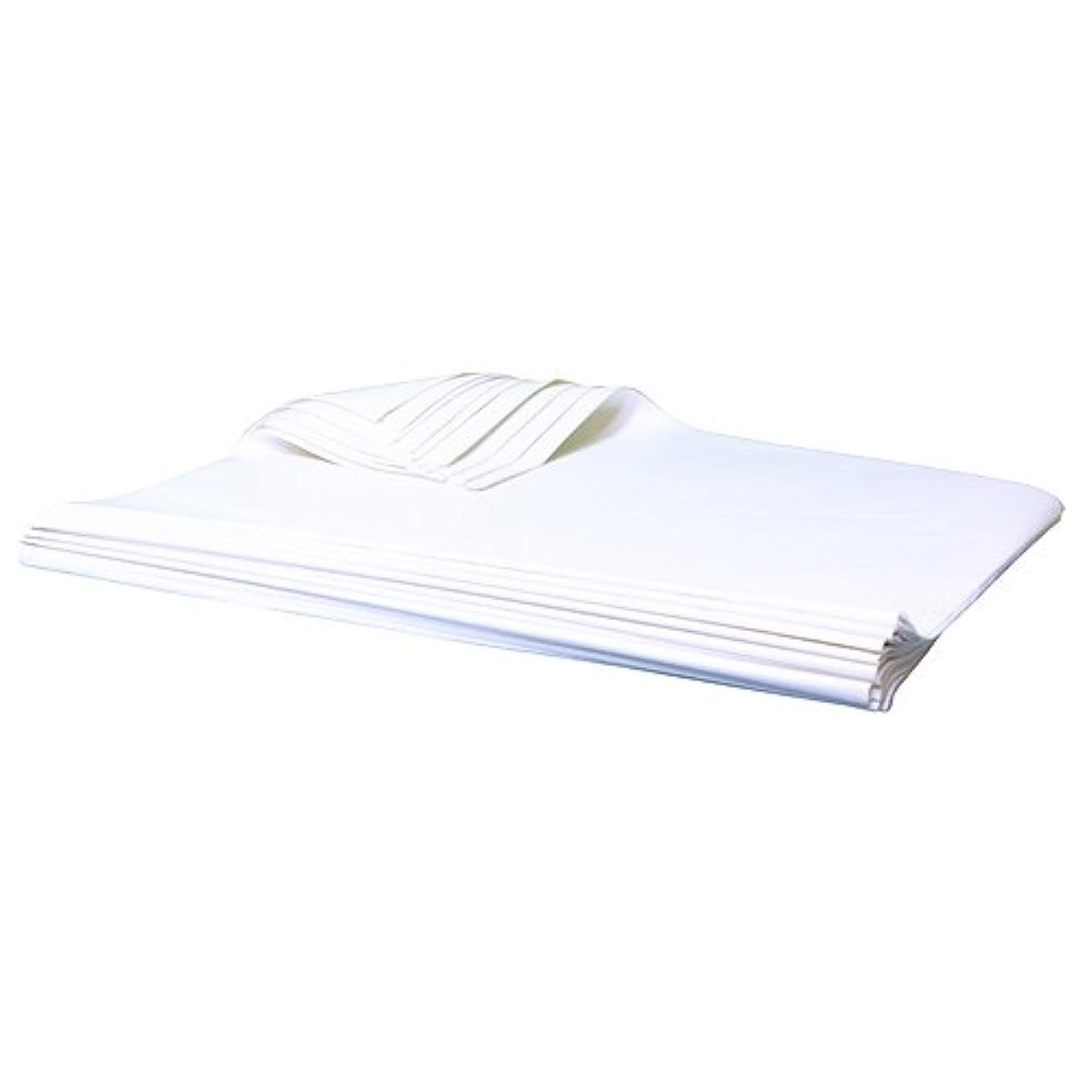 Makro Paper WT500?–?Tissue Paper, Ream 500?Sheets, 50?x 76?cm, White