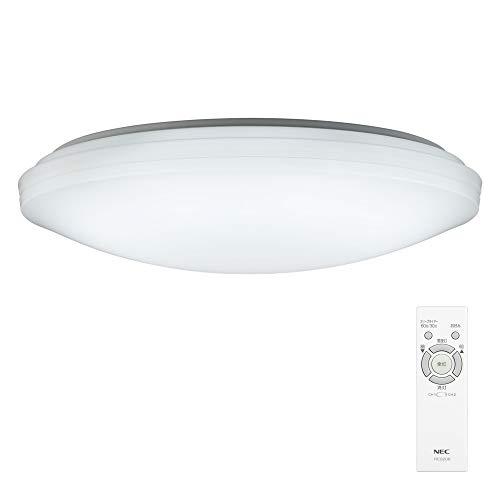 NEC LEDシーリングライト 調光タイプ~14畳 HLDZE14209