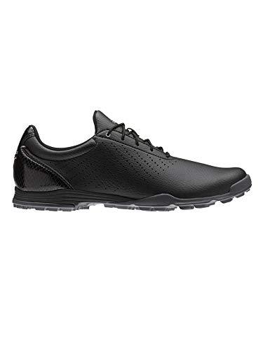 ADIDAS W Adipure SC, Zapatillas de Golf Mujer, Negro (Negro Bb8009), 42 2/3 EU