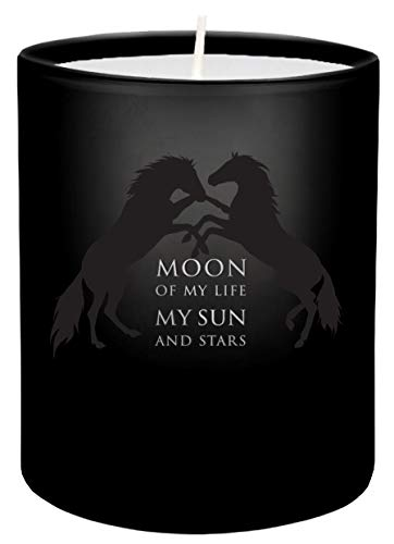 Game of Thrones: Moon of My Life Glass Votive Candle