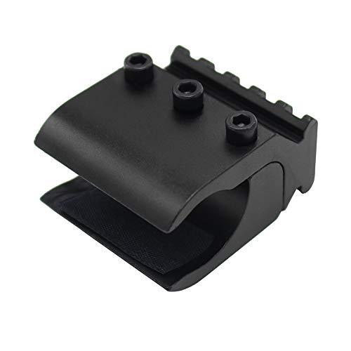 JCstarrie Adaptateur de Rail réglable Base-20mm Picatinny Weaver Portée de la Base de Montage de l'adaptateur convertisseur de Fusil pour Fusil