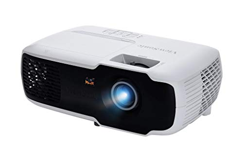 Viewsonic PA502XP - Beamer (3500 ANSI Lumen, DLP, XGA (1024x768), 22000:1, 762 - 7620 mm (30 - 300 Zoll), 1,16 - 13,42 m)
