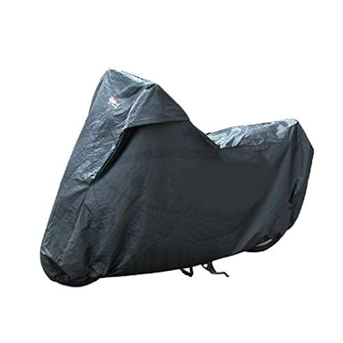 Housse de protection pour moto et scooter compatible avec BETA BETAMOTOR RR 125 4T ENDURO 2013 Bâche imperméable