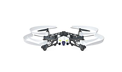 Parrot Airborne Cargo Drone Mars Customisable Quadcopter Minidrone - White