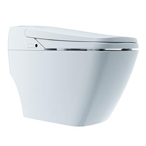Prodigy Advanced Smart Toilet with Dual Smart Flush, Tankless Design, and Luxury Bidet Features