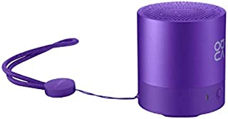 YZT Original Huawei Mini Bluetooth Speaker Handheld Call Music Mini Stereo CM510 Bluetooth 4.2 Travel Portable Song Bedroom Sound (Color : Purple)
