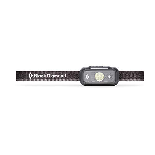 Black Diamond Spote Lite 160 Lampe Frontale Mixte Adulte Noir (Graphite), Taille Unique