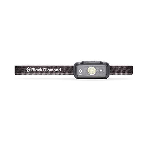 Black Diamond Spotlite160 Lampara de Cabeza, Unisex Adulto, Gris (Graphite), Talla Única