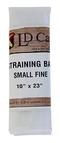 Home Brew Ohio Fine Mesh Nylon Straining Bag – 10 x 23 in.