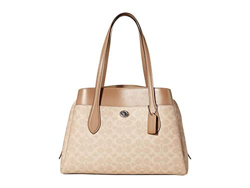 COACH Lora Carryall Lh/Sand Taupe One Size