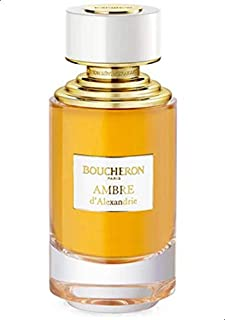 Ambre d'Alexandrie by Boucheron for Unisex - Eau de Parfum, 125 ml