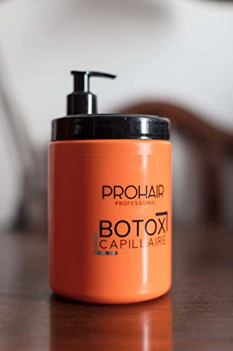 Botox ProHair Professional Protein Therapy Hair Treatment 1000ml + Reconstruction Mask