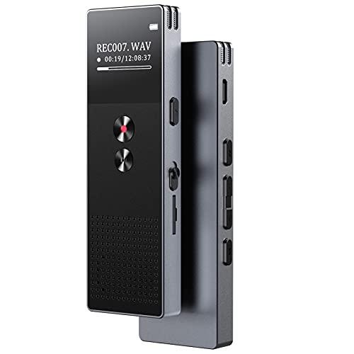 DODOSOUL 16 GB Digitales Diktiergerät, Professionelles Bild
