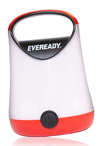EVEREADY 360 LED Camping Lantern, IPX4 Water Resistant, Super Bright, 100 Hour Run-time, Battery...