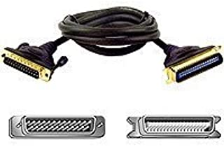 Belkin Components F2A046-06GLD Gold Series IEEE 1284 A-B Printer Cable; DB25M/Cent36M (6 Feet)