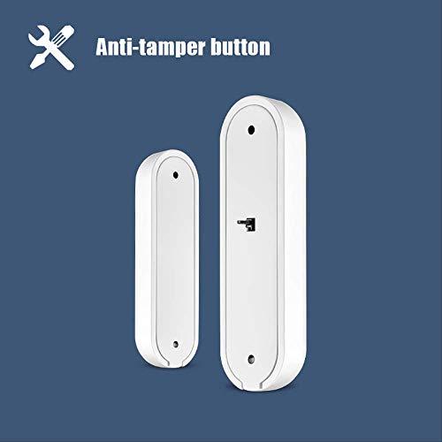 Alarmanlage Einbruchschutz Tür- / Fenstersensordetektor Mit Batterie Für Kerui Ios Android App-gesteuertes GSM-alarmsystem Home Security KIT 3