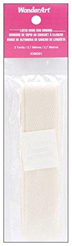 Caron Latch Hook Rug Binding - per pack