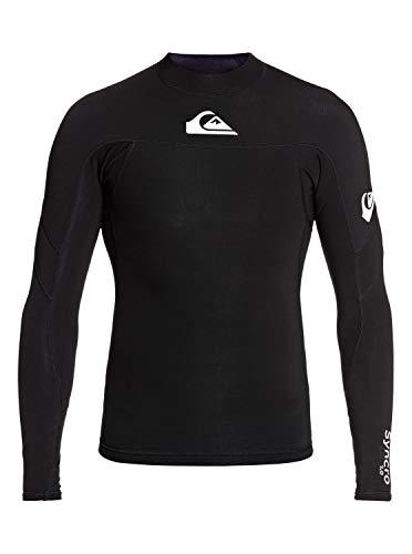 Quiksilver 1mm Syncro - Long Sleeve Neoprene Surf Top for Men - Männer