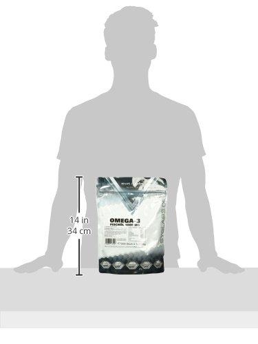 Syglabs Nutrition Omega 3, 500 Kapseln, 1er Pack (1 x 684 g) - 2
