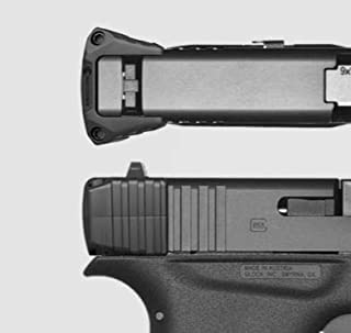 ReCover Tactical Slide Rack Assist for the Glock and Shield 17/19/22/23/24/35/36/43 Smith and Wesson Shield 9mm SW40 - No Modifications To Your Pistol Required - Get Extra Grip While Racking The Slide
