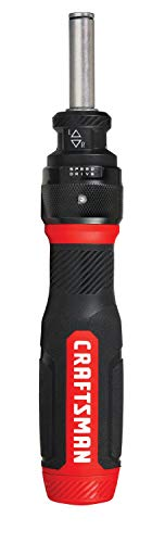 CRAFTSMAN CMHT68129 15 PC SpeedDrive Ratcheting Screwdriver