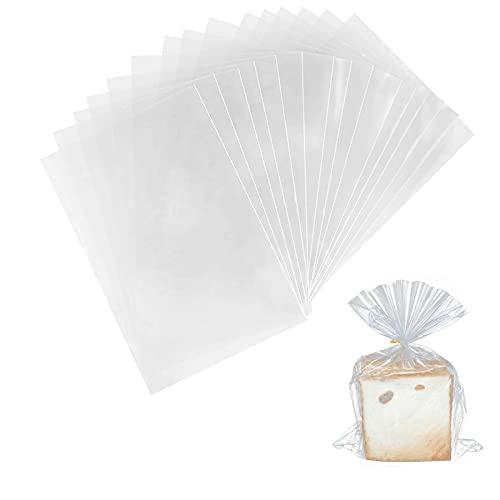 200 Piezas Bolsa De Caramelos Transparente Bolsas Transparentes Para Galletas Bolsa De Plástico OPP Bolsas De Celofán Para Galletas Bolsas De Celofán Transparentes Para Pan De Galletas Dulces 9 X15cm
