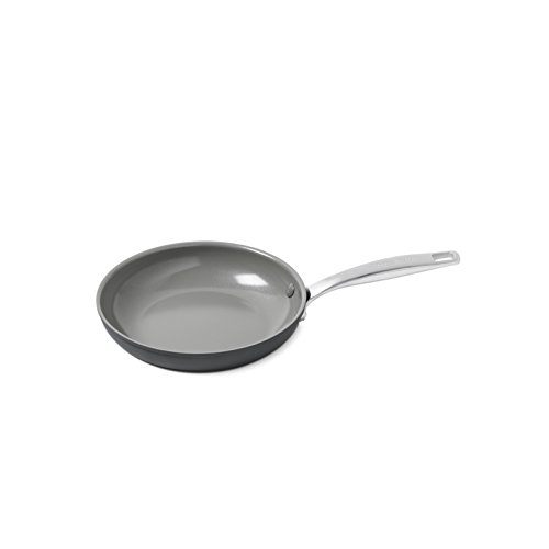 GreenPan Chatham 8' ceramic Non-Stick Open Frypan, Grey - CC000118-001