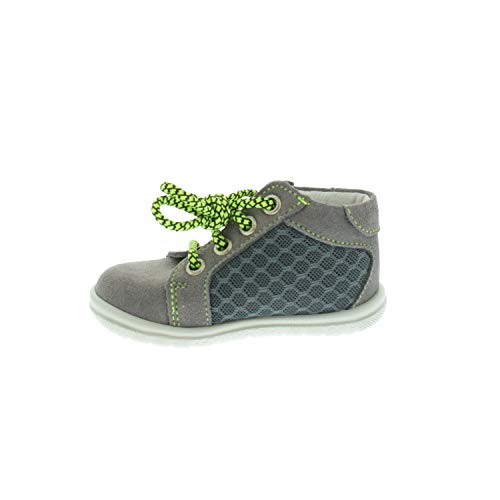Däumling Schuhe für Babys Lauflernschuhe Turino Smoked Pearl Grau 01040351M82 (Numeric_20)