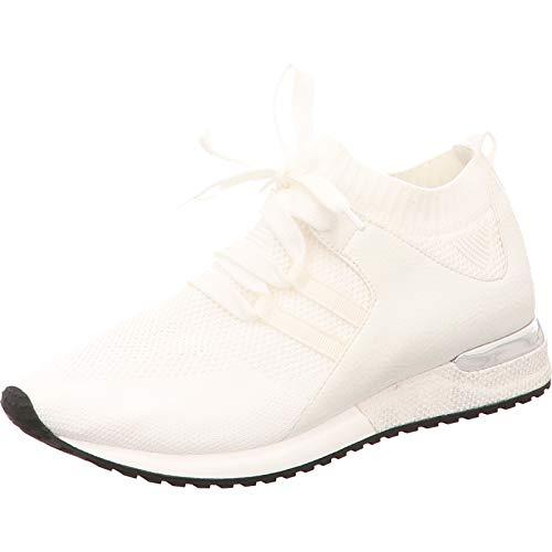 La Strada Damen Schnuerschuhe Sneaker in Weiß 1806936-4504 weiß 825042