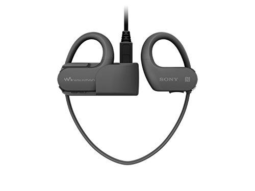 Sony NW-WS623 Sport Walkman (Wasserdicht, 4GB) & NW-WS413 Sport-Walkman 4GB (kabellos, Wasserdicht, Staubdicht) schwarz