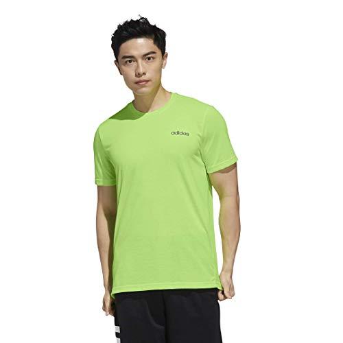 adidas Design 2 Move Feelready Camiseta, Señal Verde/Blanco, XXXL Altura para Hombre