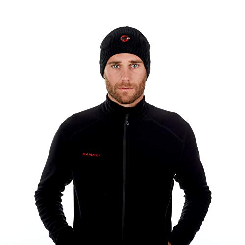 Mammut Mütze Sublime Beanie, Black, one Size