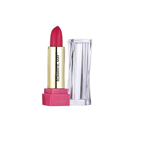 Auifor Lippenstift-wasserdichtes langlebiges Mattlippenstift-kosmetisches...