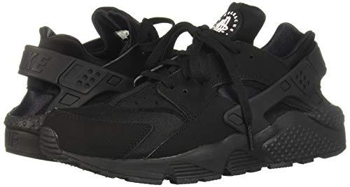 Nike Air Huarache, Chaussures de Gymnastique Homme, Noir (Black/White), 47.5 EU