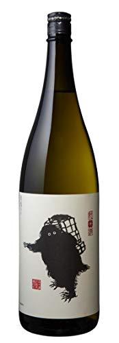青木酒造 雪男(ゆきおとこ) 純米酒 1800ml x 1本 [ 日本酒 1800ml ]