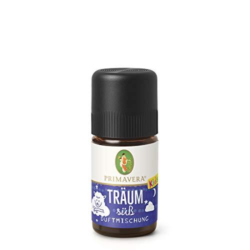 PRIMAVERA Kids Träum süß Duftmischung 5 ml - Aromaöl, Duftöl, ätherisches Öl Aromatherapie - beruhigend, entspannend