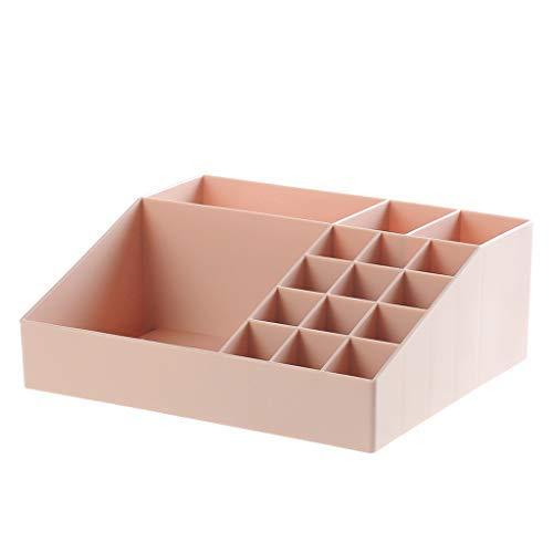 CCLLA Kosmetische Aufbewahrungsbox Wohnzimmer Desktop Kleinigkeiten Finishing Box Lippenstift...