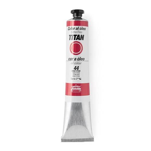 ÓLEO ROSA TITAN Extrafino 6 - 20ml. Nº 44