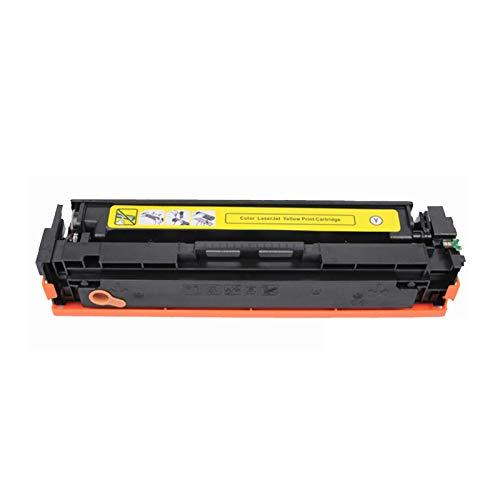 Cartuccia toner di ricambio per HP 410A CF410A CF411A CF412A CF413A per HP Color Laserjet Pro MFP HP M425NW M477FDW M477DN M477NW con chip di colore giallo