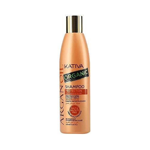 KATIVA Argan Oil Champú Protector - 250 ml