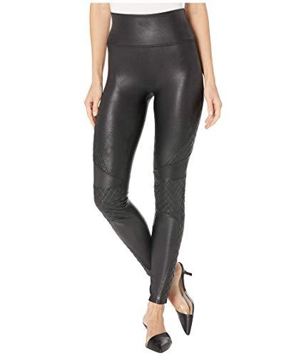 Spanx Damen 20248r_Black_m Leggings, Sehr schwarz, Mittel