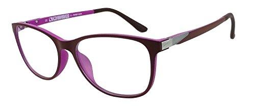 Cosmoline Mädchen Brillengestell Braun