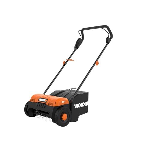 WORX WG850 12 Amp 14 Inch Corded Electric...
