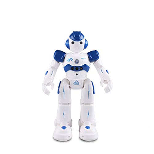 TwoCC-Drohne,Intelligente Roboter-Multifunktionsaufladung Kinderspielzeug-Tanzen-Fernbedienung