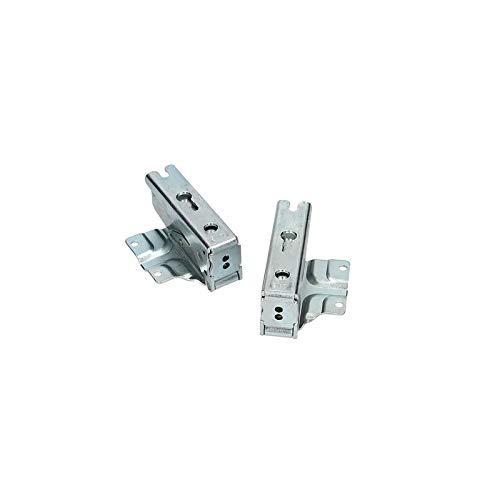 Türscharnier Scharnier für Bosch Siemens Neff Kühlschrank 12004051 Miele 5433021