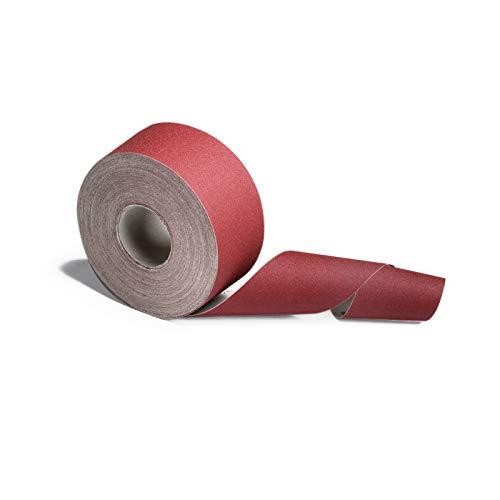 VSM KK114F schuurrol/spaarrol verpakt in doos | 50 x 50000 mm | 1 stuk | Korreling: 100