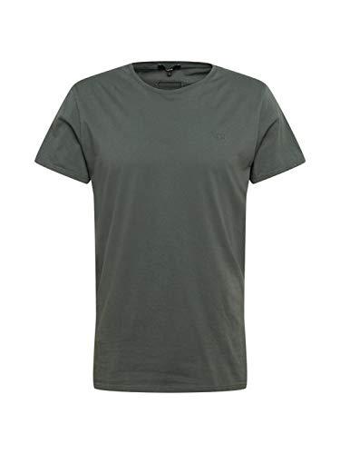 Tigha Herren Shirt Hein Petrol XL (XL)
