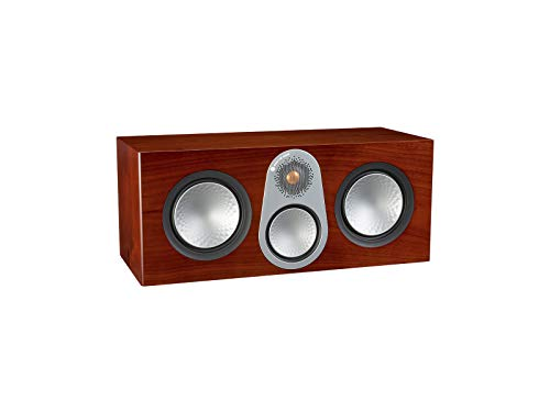 Best Price Monitor Audio Silver C350 Center Channel Speaker (Walnut Veneer)